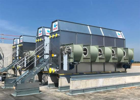 Atm Series Cooling Tower  Steel  U2013 Centrifugal